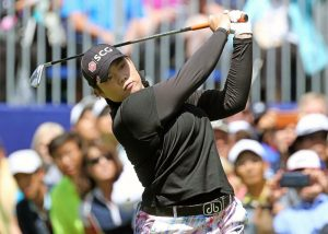 Ariya Jutanugarn in June at the 2016 KPMG Women's PGA Championship in the U.S. state of Washington. Photo: Ariya Jutanugarn