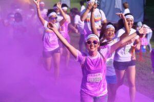 Fun, Sun, Run and Colors