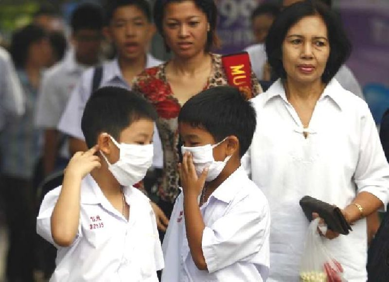 Thousands Sick, Schools Closed as Flu Epidemic Hits Thailand