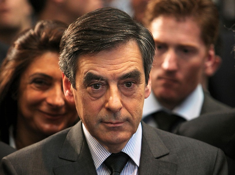 French Expand Fraud Probe Into Presidential Candidate Fillon