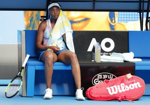 Venus Williams Out of Australian Open in 1st Round