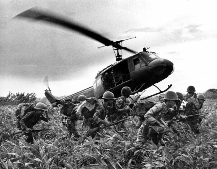 In this June 1970 file photo, taken by Associated Press photographer Huynh Cong