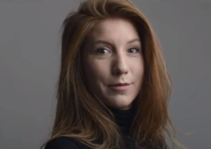 Murdered Swedish journalist Kim Wall in an undated photo: Image: Cities of the World / YouTube