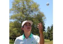 Conor Kelly in an undated photo: Photo: AJGA / Twitter