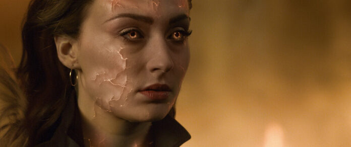 This image released by Twentieth Century Fox shows Sophie Turner in a scene from