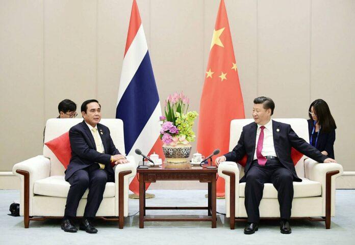 China Pledges To Send Anti Coronavirus Supplies To Thailand