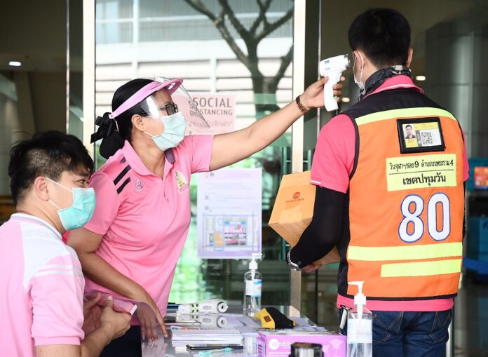 Man found dead on Thai train tests positive for coronavirus